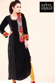 Zahra Ahmed Eid-Ul-Azha Collection 2012 For Women