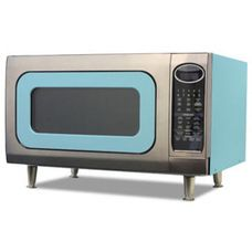 modern microwave by Big Chill