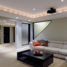 Basement Lighting Design Enchanting Led Underground Light Led Ceiling Light Led Flat Lamp Led Disco . Inspiration