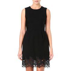 DIANE VON FURSTENBERG Frances dress - Available at - http://www.selfridges.com/en/Womenswear/Categories/Shop-Clothing/Dresses/Frances-dress_151-3000459-D7895256N13/?previewAttribute=Black