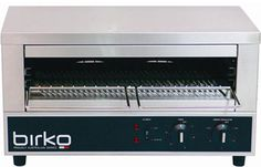 Commercial Electric Toaster - Birko 1002001 Electric Toaster-www.hoskit.com.au- Kitchen & Catering Equipment