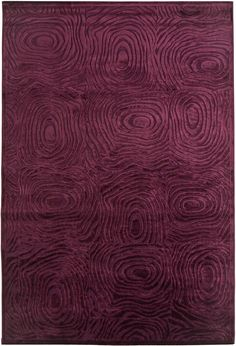 modernrugs.com Fables Ethereal Berry Modern Rug