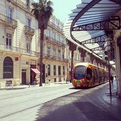 Montpellier train