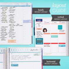 Receive a $10 OFF your purchase promo code by email when you sign up with my referral link! Exciting news planner fans! Erin Condren has just released a new Hourly Layout for her Life Planners. This is the third layout option available. You can also choose the original Vertical Layout or recently released Horizontal Layout. I am
