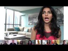 Nadia Ali & Starkillers Hangout w/ Fans! - YouTube