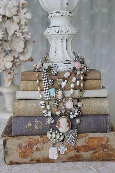 Joyas sobre libros