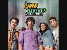 Tear It Down - Camp Rock 2 Soundtrack - YouTube