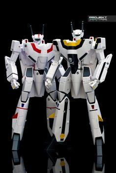 VF-1J x VF-1S by Projekt:ZeroThree