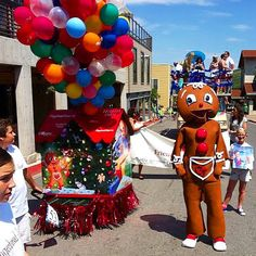july 4th parade santa monica