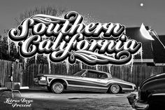 Southern California by maghrib on Creative Market