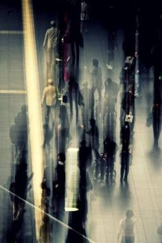 beautiful photographic abstract by satoshi okazaki - yellow line Urban Photography, Color Photography, Street Photography, Motion Photography, Image 3d, Double Exposure, Light And Shadow, Surrealism, Painting