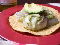 Classic Shrimp Aguachile With Lime, Cucumber, and Red Onion | Serious Eats : Recipes