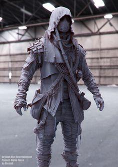 Ranger   Post-apocalyptic Avant-Garde Fashion