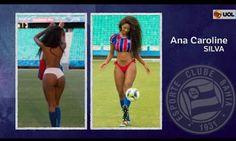 Galdino Saquarema Esporte: Belas da Torcida - As finalistas do Bahia