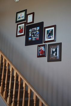 45 Best Stair Walls Images Wall Of Frames Picture Wall Wall Design