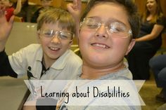 GREAT pack meeting ideas to learn about disabilities