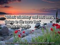 In anticipation of St. Patrick's Day, here is a nice Irish proverb.