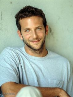 BRADLEY COOPER. 1975. Phila. br-bl. 6-1. Actor fr 2001. educ GermAcad (1993), Georgetown (1997), MFA Acting NewScho,NYC. Films: Wet-AmerSum (2001; Midnight Meat Train (2008); Hangover series (2009--); Silver Linings Playbook (2012-Pat Solitano). Com: DDG! fab eyes; gt hairy ch; charming, smart.  10,10,?,10.