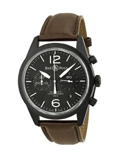 Men's Luxury Automatic Dial Watch by Bell & Ross on sale now on #gilt. #fashion #style #menswear