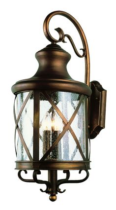 Transglobe - Four LIght Outdoor Wall Lantern