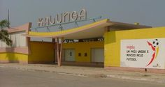 Cine Kalunga, Benguela, Angola. Colonial Architecture, Palaces, Popcorn, African, Movie, Inspiration, Modern Architecture, Movies, Chateaus
