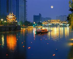 can't wait to see if  I an get back here someday... Chengdu - China