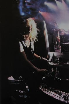 """Reporter: What is your very first musical memory as a child?  Duff: It was """"Lovely Rita"""" by the Beatles. I was really young, but I could lift the needle and put it on the record, so I was maybe five. There was a little girl in my kindergarten that I was so into, and I thought she was Rita and I kept playing that song over and over again."""