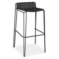 Penelope Outdoor Stool - Modern Outdoor Dining Chairs & Benches - Modern Outdoor Furniture - Room & Board