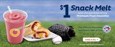 Dairy Queen Canada Deals: $1 Snack Melt With the Purchase of Any Premium Fruit Smoothie! http://www.lavahotdeals.com/ca/cheap/dairy-queen-canada-deals-1-snack-melt-purchase/189082?utm_source=pinterest&utm_medium=rss&utm_campaign=at_lavahotdeals
