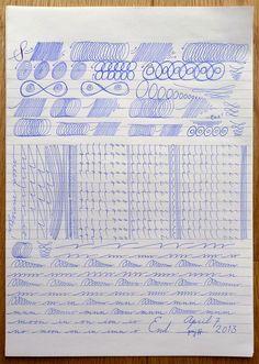 Cuadernos de caligrafia palmer para imprimir - Imagui | caligrafia ...
