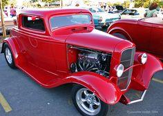1932 Ford 3-Window Coupe, custom hot rod