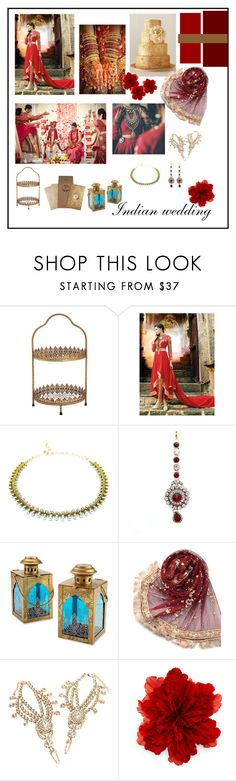 """""""Wedding"""" by mbnduta ❤ liked on Polyvore featuring Child Of Wild, Kate Aspen, Forever Soles and Gucci"""