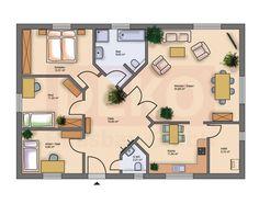 Die 63 Besten Bilder Von Hauser In 2019 House Floor Plans