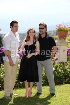 Henry Cavill Amy Adams and...