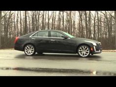 2014 Cadillac CTS Sedan running and interior video