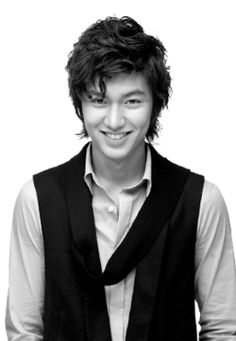 Korean actor Lee Min Ho who played Gu Jun Pyo in Boys over Flowers