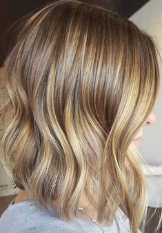We've rounded up here best ideas of hair colors including brown and blonde balayage hair colors and highlights for 2018. Balayage is a french hair coloring technique which is now has become most popular hair color choice for ladies in 2018. This is best source of beauty for women who want to add extra shine in hair.