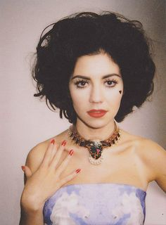 Marina & the Diamonds.
