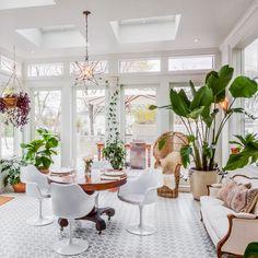 spring inspired interior design