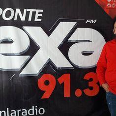 """Reposting @polorojasg: Saliendo de Entrevista! escuchando """"Hasta Aquí"""" #ExaEstreno #newsingle #Cordoba #Veracruz #Music  #musicians https://sassystn.net/"""