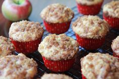 Allergy Friendly Apple strudel Muffins