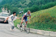 Laurent Fignon, Castorama (1990s).