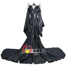 New Halloween Costume Maleficent Cosplay Costume Balck Dress Women Costume HOT Maleficent Cosplay, Halloween Kostüm Maleficent, Halloween Costumes For Girls, Halloween Dress, Costumes For Women, Halloween Cosplay, Halloween Party, Gothic Halloween, Halloween 2016