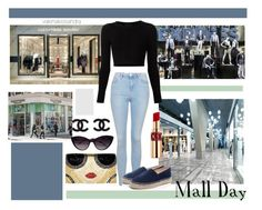 """""""Mall Day"""" by valenalessandra on Polyvore"""