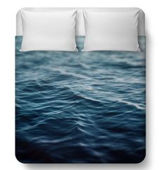 Dark Waters Duvet Cover