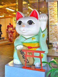 She's so cuuute ! J'aimerais vraiment voir le festival des chats. Rien que pour pouvoir les photographier !