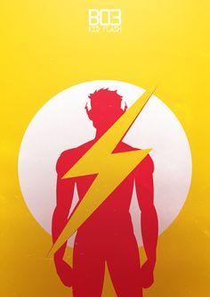 Young Justice Designation:B03 Kid Flash