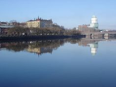 """Wedged between Russia and Finland, Vyborg serves up an architectural smorgasbord. e town whose name came from the Old Norse language can be translated as the """"holy fortress"""" lies in the boundary zone between two different worlds – Russia and Finland."""