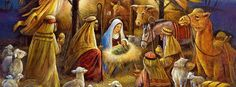 Religious Christian Christmas Facebook Timeline Covers