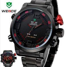 7c71f0f775b Pánské sportovní duální LED hodinky WEIDE – WH2309 sport watch Na tento  produkt se vztahuje nejen